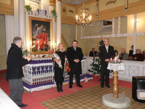Vianočný inauguračný koncert